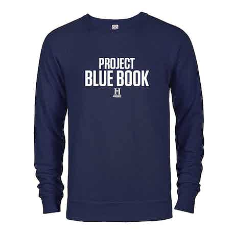 Project Blue Book Lightweight Crewneck Sweatshirt
