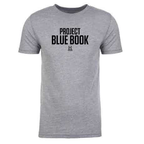Project Blue Book Men's Tri-Blend T-Shirt