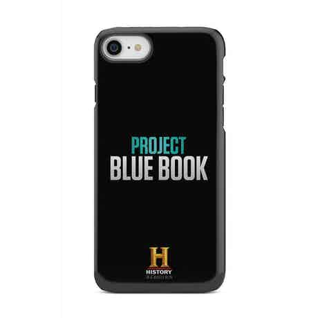 Project Blue Book Logo Tough Phone Case