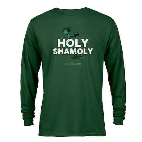 The Curse of Oak Island Holy Shamoly Long Sleeve T-Shirt