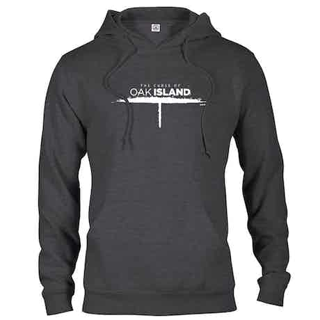 The Curse of Oak Island Hooded Sweatshirt