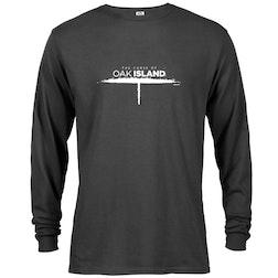 The Curse of Oak Island Long Sleeve T-Shirt