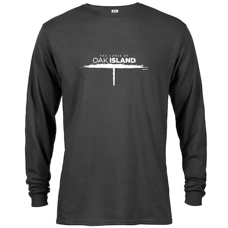 The Curse of Oak Island Long Sleeve T-Shirt