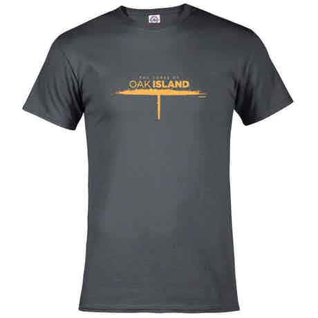 The Curse of Oak Island Short Sleeve T-Shirt