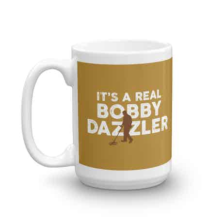 The Curse of Oak Island It's Real Bobby Dazzler Mug