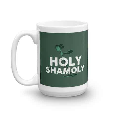 The Curse of Oak Island Holy Shamoly Mug