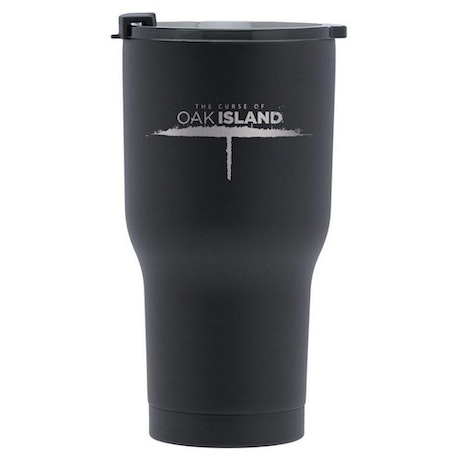 The Curse of Oak Island RTIC Tumbler