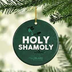 The Curse of Oak Island Holy Shamoly Double-Sided Ornament