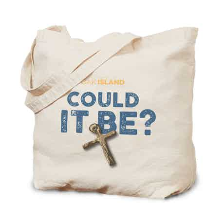 The Curse of Oak Island Could it Be? Canavas Tote Bag