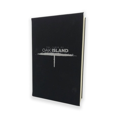 The Curse of Oak Island Journal