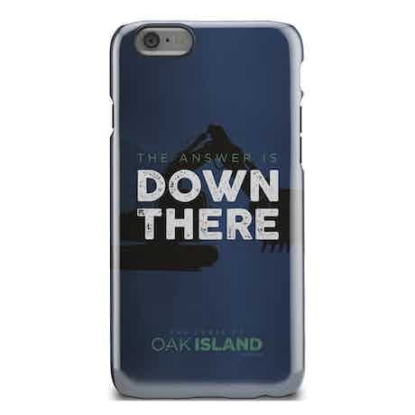 The Curse of Oak Island Down There Tough Phone Case