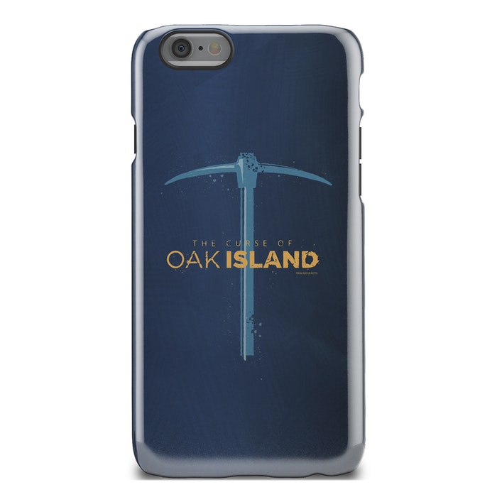 100% authentic b0859 7481e The Curse of Oak Island Pickaxe Tough Phone Case