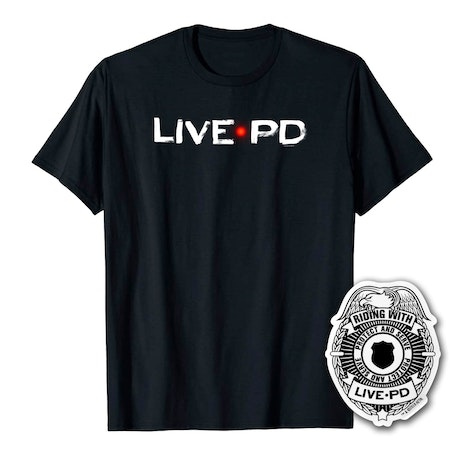 Live PD Official Store | T-Shirts, Gifts, Mugs and More!