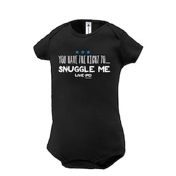 Live PD Snuggle Me Baby Bodysuit