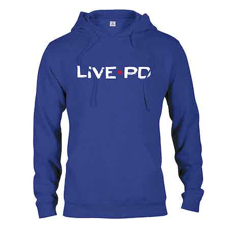 Live PD Logo Hooded Sweatshirt