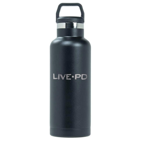 Live PD RTIC Water Bottle