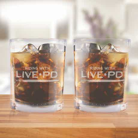Live PD Riding With Short Glasses - Set of 2