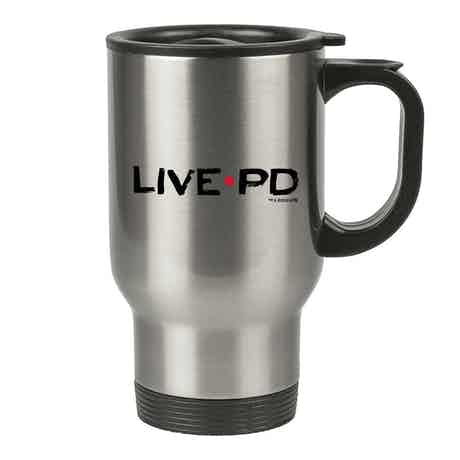 Live PD Logo Travel Mug