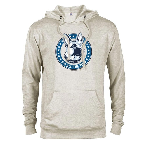 Live PD K9 All the time hoodie