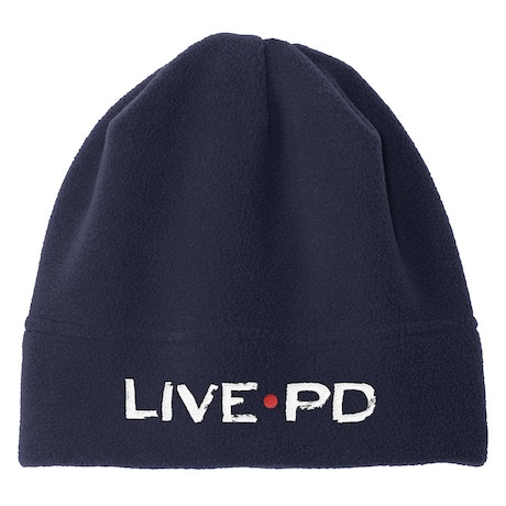 Live PD Logo Embroidered Knit Cap