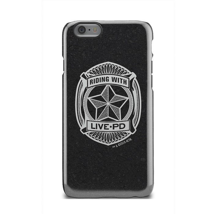 timeless design dbe41 78a48 Live PD Riding With Tough Phone Case