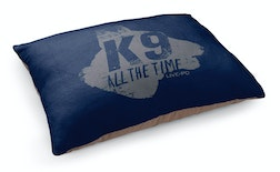 Live PD K-9 All The Time Pet Bed