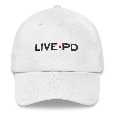 Live PD Logo Embroidered Hat