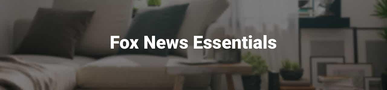 Exclusive Fox News At Home Quarantine Essentials