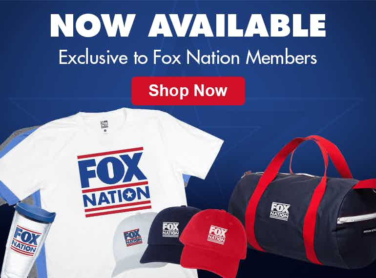 Exclusive Fox Nation Members Products