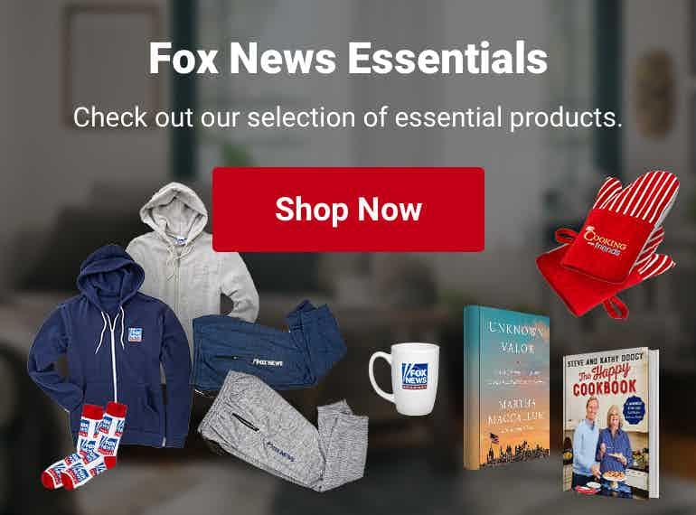 Fox News At Home Quarantine Essentials