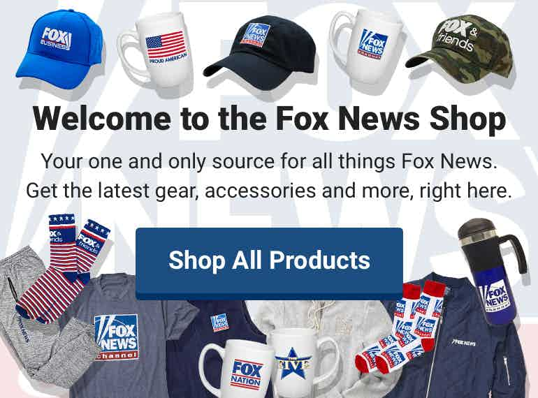 Welcome to the Fox News Shop