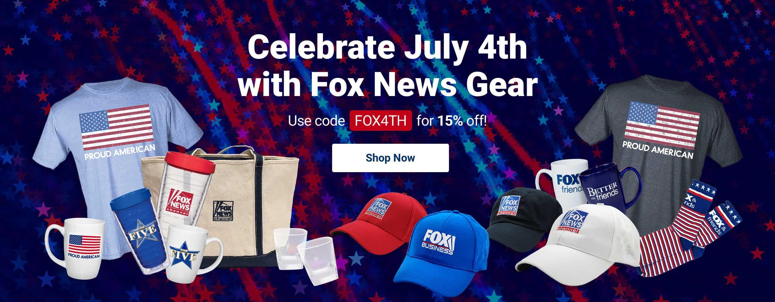 Fox News Fourth of July Sale
