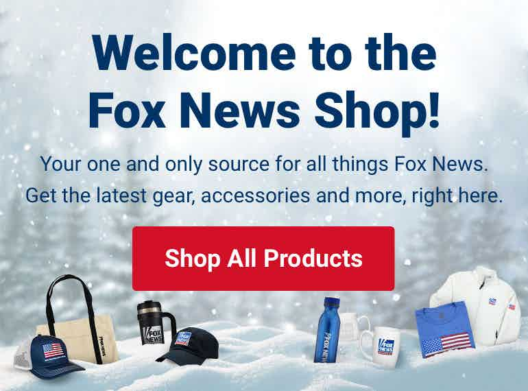 Welcome to Fox News Shop