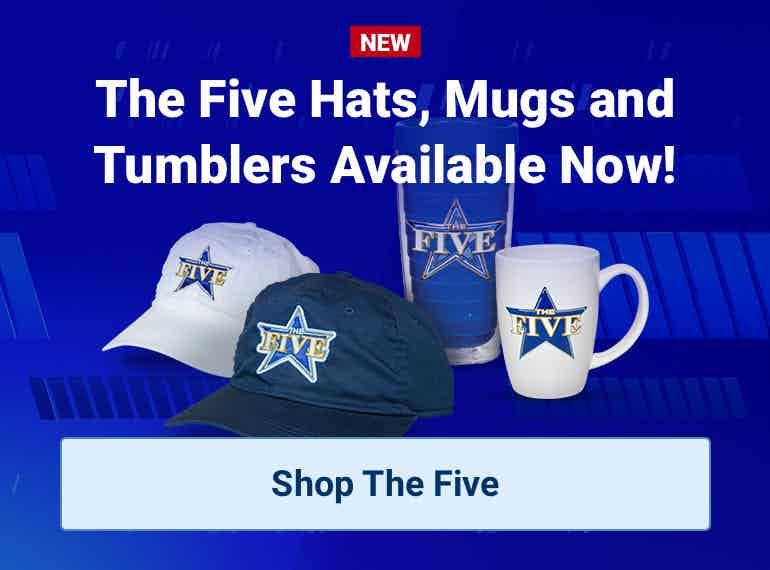 The Five Hats and Mugs