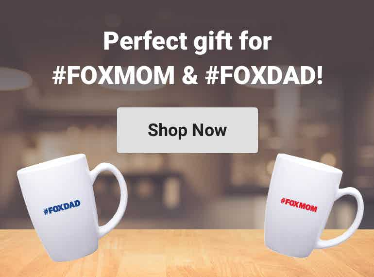 Fox Mom & Dad