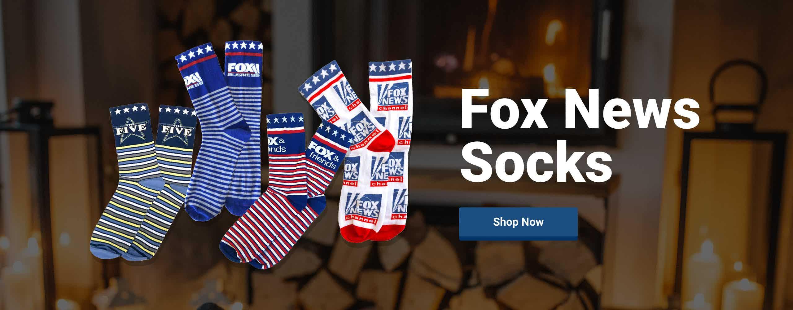 Fox News Socks