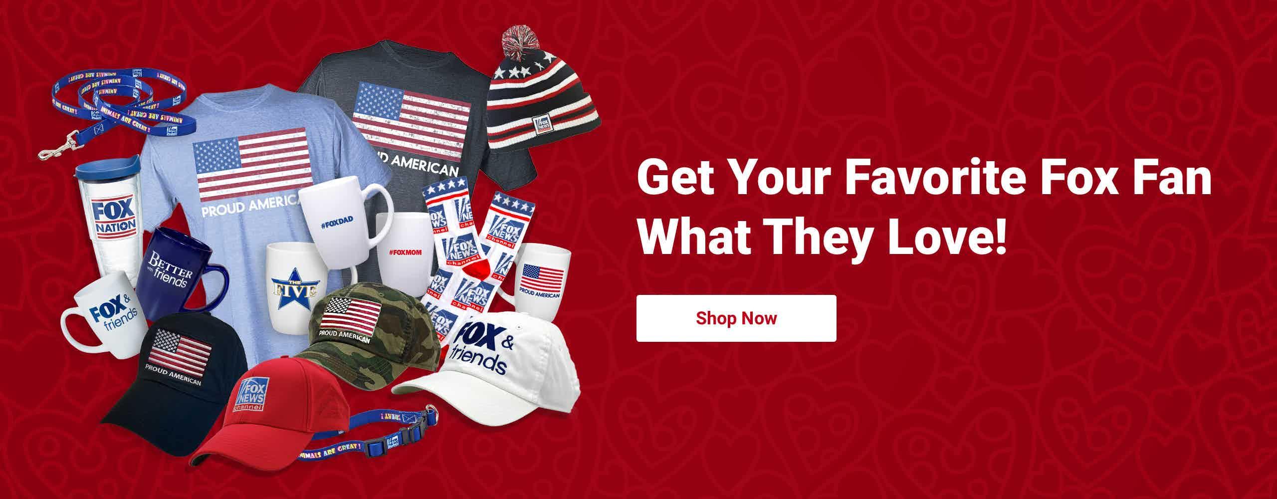 Fox News Valentine's Day Sale