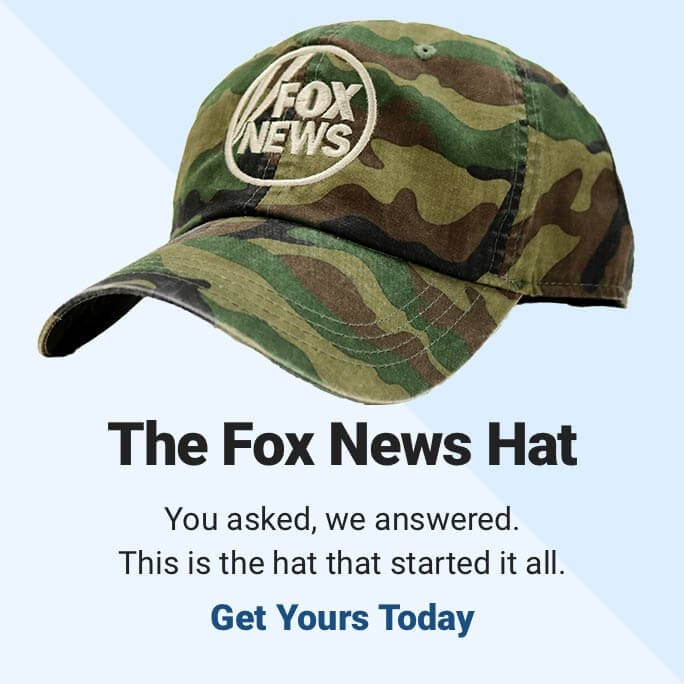 The Fox News Hat Camo
