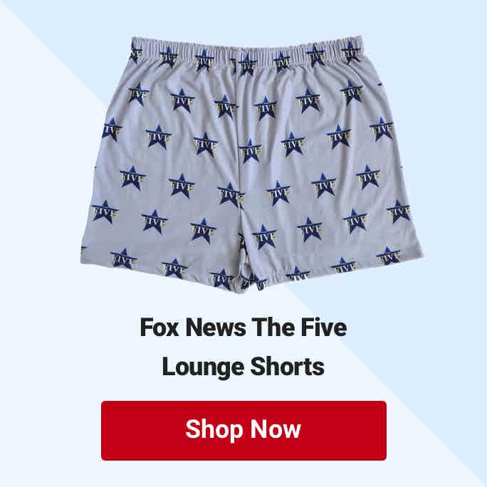 Fox News The Five Boxer Briefs