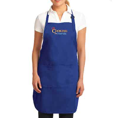 Fox News Fox & Friends Cooking With Friends Apron