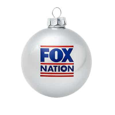 Fox Nation Holiday Ornament