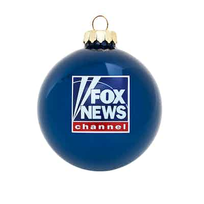 Fox News Holiday Ornament