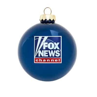Fox News Holiday Ornament