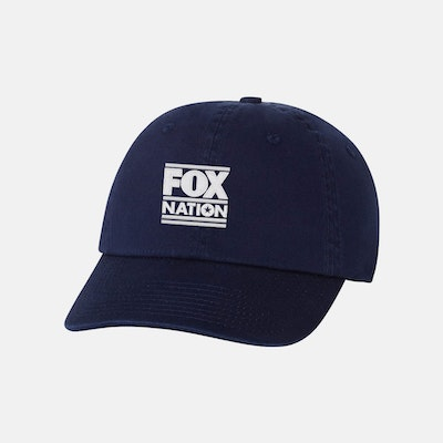 Fox Nation Navy Hat