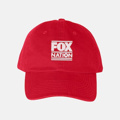 Fox Nation Red Hat