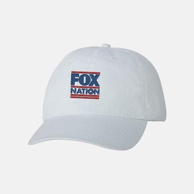 Fox Nation White Hat