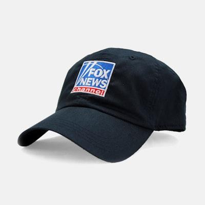 Fox News Classic Logo Hat