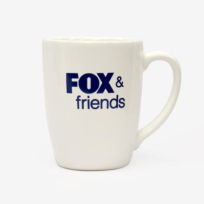 The Mug Coffee >> Fox Friends Mug