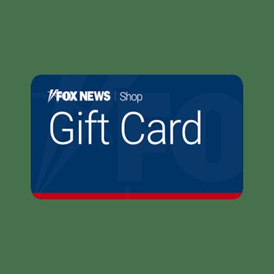 Fox News Shop Digital Gift Card
