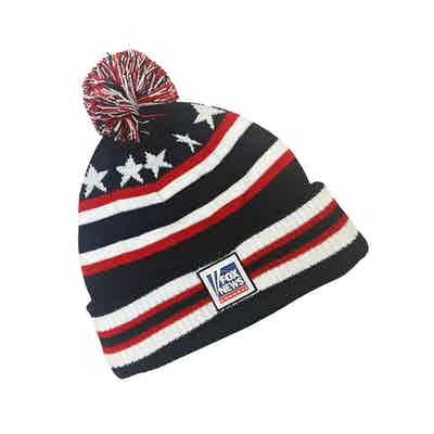 Fox News Stars & Stripes Knit Hat